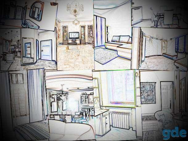 Аренда квартир в Спб на короткий от 3-х дней, длительный от 1-го месяца срок, фотография 1