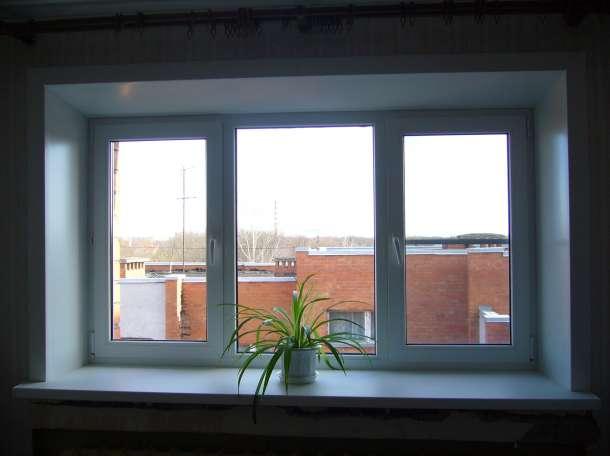 Окна и двери остекление лоджии.
