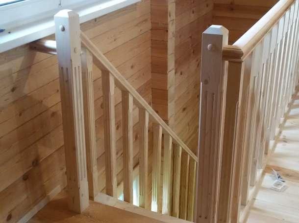 Производство лестниц фирмой «Solid Wood», фотография 4