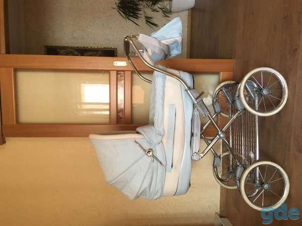 Продам итальянскую коляску, фотография 2