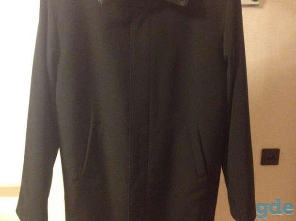 Пальто мужское демисезонное новое 54р, фотография 2