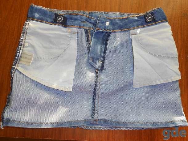 Юбка джинсовая, фотография 6