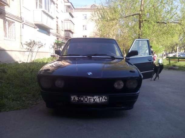 Продам BMW 520i 1983г.в., фотография 1