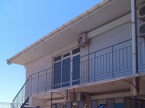 Продам 2-х этажный эллинг, 42 кв. м + беседка 8 с прямым выходом на пляж, между Саками и Евпаторией около аквапарка Саки, фотография 10