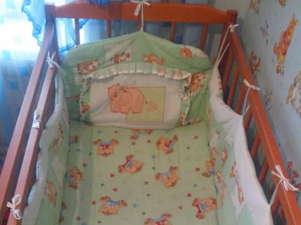 продажа кроватки, фотография 1