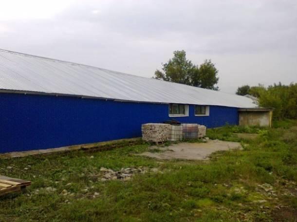 Производственно-складская база 1000 м.кв 204 км от МКАД, фотография 1