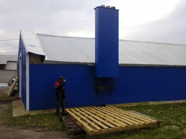 Производственно-складская база 1000 м.кв 204 км от МКАД, фотография 4