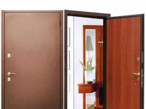 Металлические двери от производителя, фотография 1