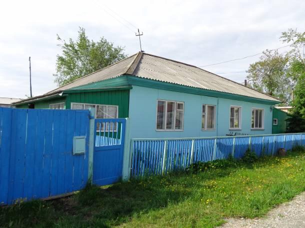 Продам в Здвинске усадьбу., фотография 1