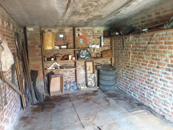 Продам охраняемый кирпичный гараж 18 м², фотография 3