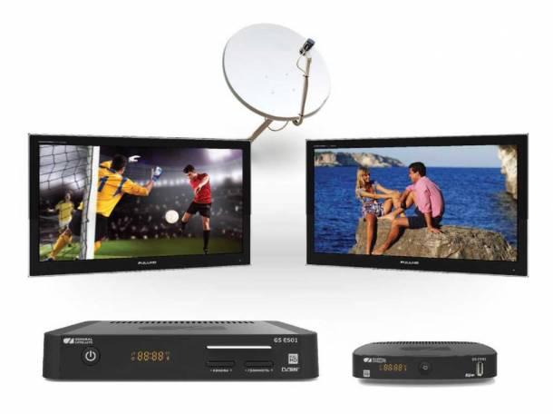Комплект Триколор ТВ на 2ТВ с УСТАНОВКОЙ, фотография 1