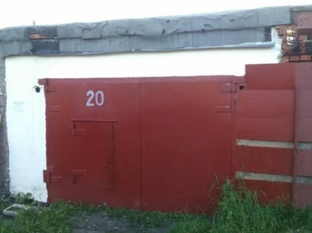 капитальный гараж, фотография 1