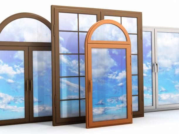 Пластиковые окна и металлоконструкции из алюминия, фотография 1