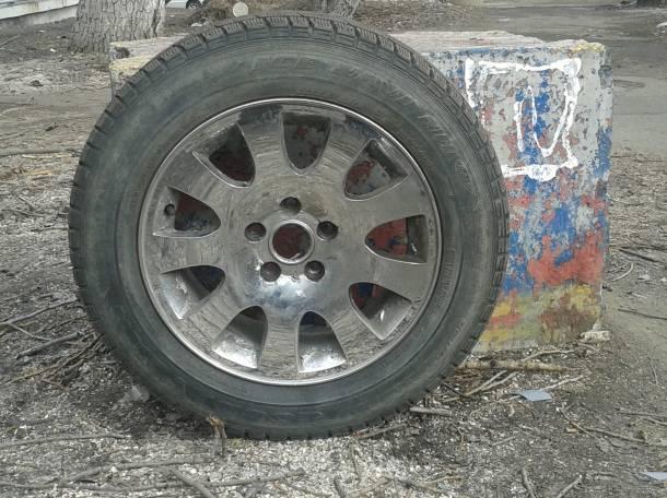 Автомобильные колеса, фотография 2