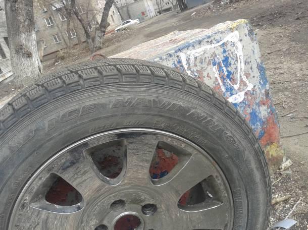 Автомобильные колеса, фотография 6