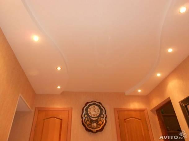 Продам квартиру! 3-к квартира 63 м² на 5 этаже 5-этажного кирпичного дома, фотография 4