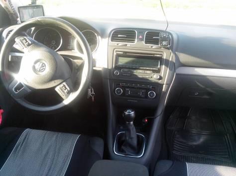 Volkswagen Golf 6 1.4TSI 122 л.с. 2011 г.в., белый, фотография 7