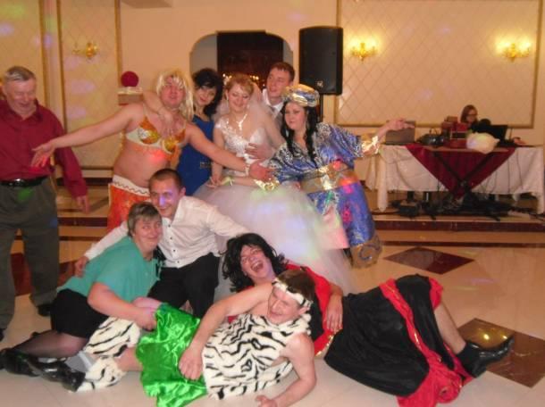 Ведущий на юбилей свадьбу, баян в Рязани, Михайлове, Москве, фотография 1