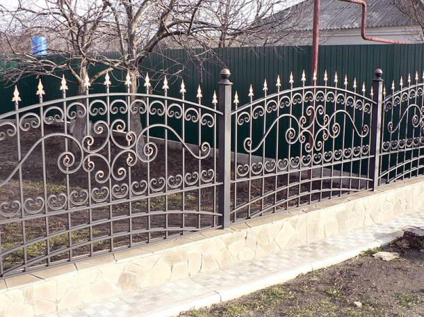 Забор под ключ., фотография 3