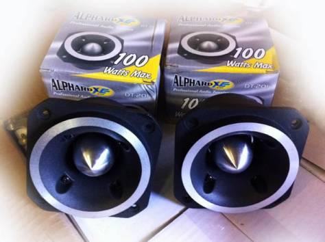 аудио компоненты, вибро-шумоизоляция, парктроники, фотография 2