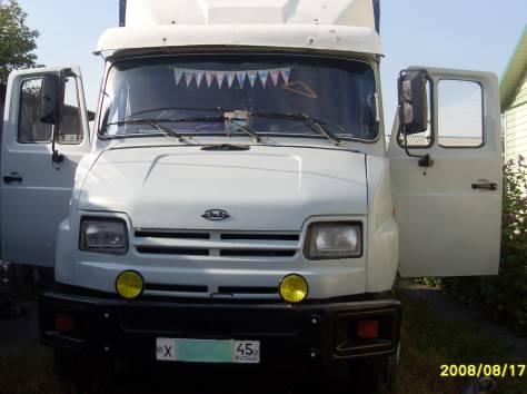 Грузовой автомобиль Зил 5301