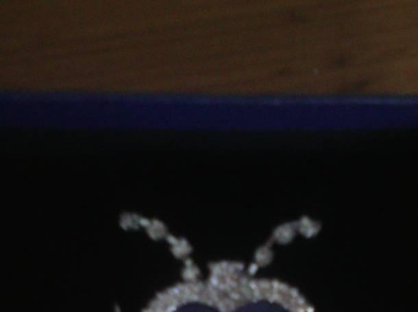 Продам ожерелье серьги кольцо из серии сердце океана, фотография 1