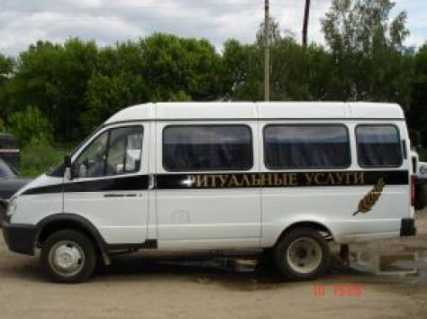 Аренда катафалка, перевозка тел умерших, груз 200, цена - недорого., фотография 1