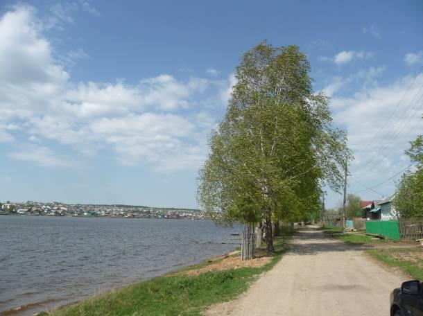 Продам дом на берегу Верхне-Сергинского пруда, 1 линия от воды, фотография 5