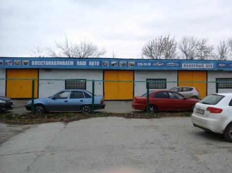 Боксы(гаражи), пер.изыскательский 2, фотография 3