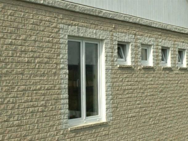 Фасад NOVABRIK (Новабрик).15 цветов. Навесной камень. Фасад вашего дома., фотография 4