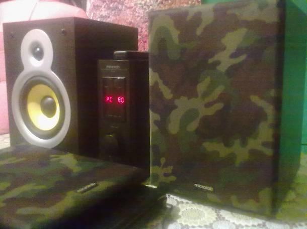 microlab pro2 колонки 70 ватт квадро-п.звук, фотография 1