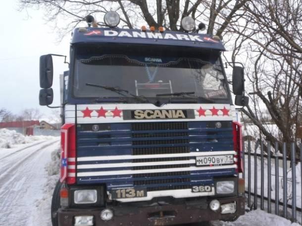 Scania R113-360, фотография 1