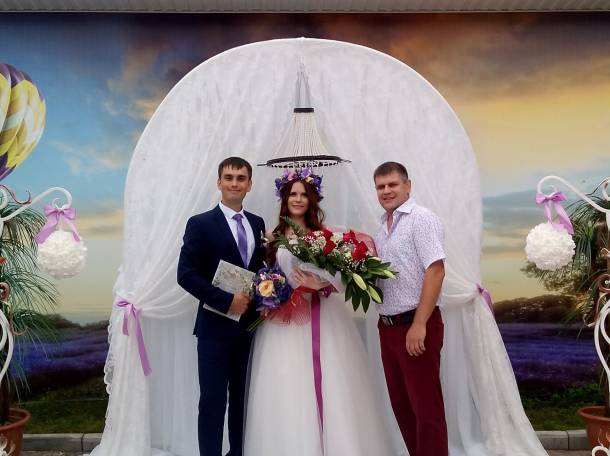 Тамада на Свадьбу, Юбилеи, корпоративы !, фотография 3