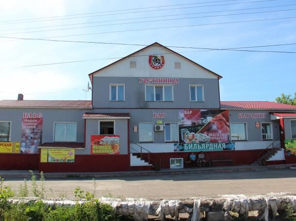 Продам здание, Кемеровская обл. Инской ул.Илькаева, 1, фотография 1