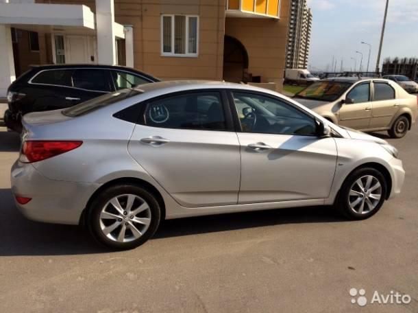 Hyundai Solaris, 2012, фотография 3