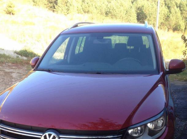 Volkswagen Tiguan, фотография 1