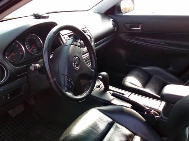 Универсал Mazda 6 2003 г.в. 2.0 л, фотография 1