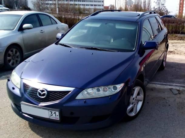 Универсал Mazda 6 2003 г.в. 2.0 л, фотография 5
