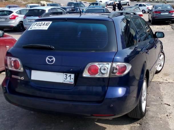 Универсал Mazda 6 2003 г.в. 2.0 л, фотография 6