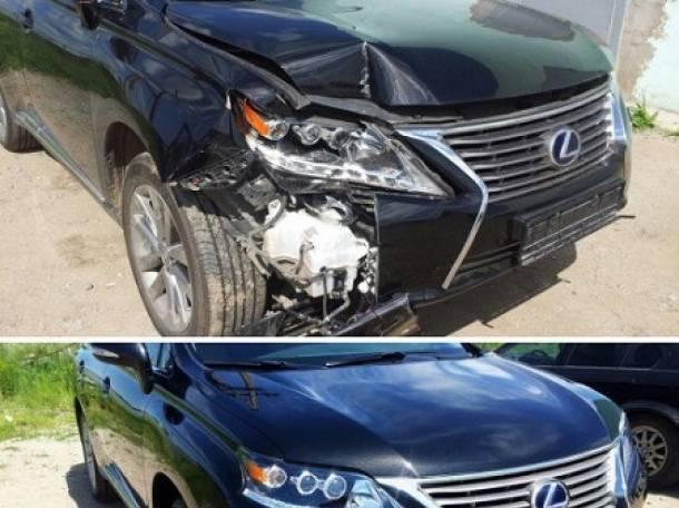 Окраска автомобиля качественно и в срок, фотография 1