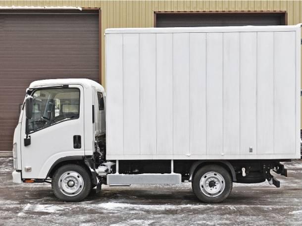 Промтоварный фургон ISUZU NLR85A, фотография 2