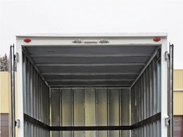 Промтоварный фургон ISUZU NLR85A, фотография 4