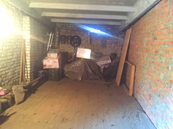 Охраняемый кирпичный гараж, ул. Транспортная, фотография 2