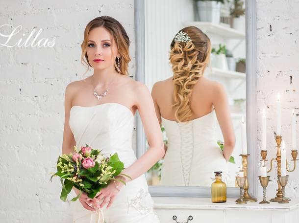 Свадебные украшения для невесты на заказ Lillas, фотография 2