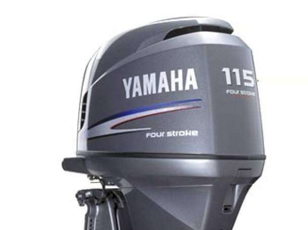 инструкция для лодочных моторов ямаха f115aetl
