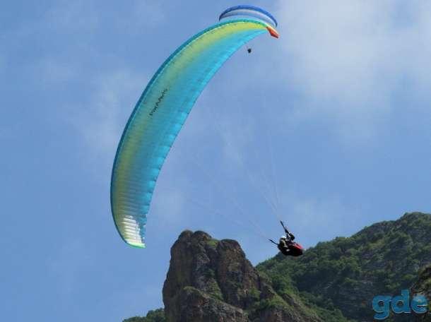 9 сентября - Полеты на парапланах в Чегеме!, фотография 2