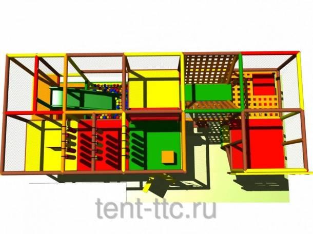 Игровой лабиринт В гостях у Бабушки Яги, фотография 2