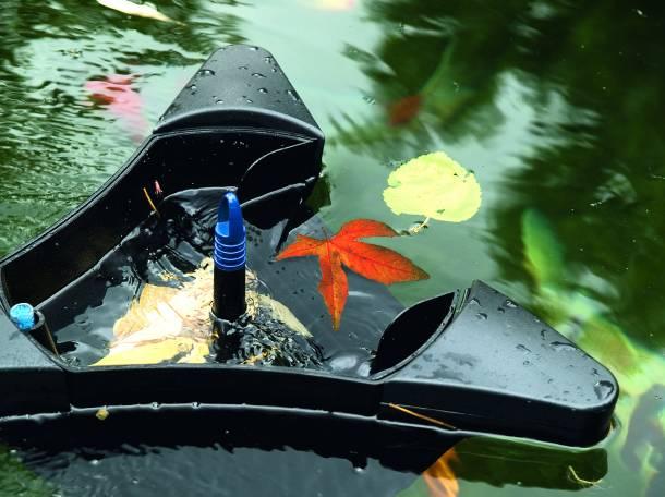 Скиммер (чистильщик) для пруда SwimSkim CWS, фотография 2