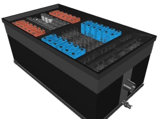 Pondtech BIO-FILTER 190i - мощный фильтр для очистки воды в пруду , фотография 2