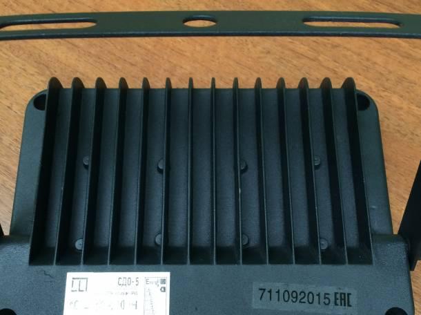 Прожектор светодиодный СДО-5-70 70Вт 6500К 5600Лм IP65, фотография 3